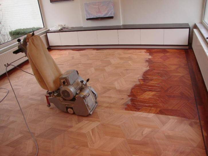 Houten vloer onderhouden jnc vloeronderhoud