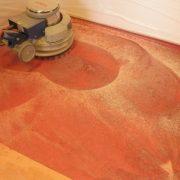 Linoleum en pvc vloeren onderhouden